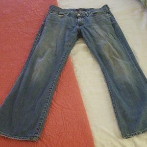Lucky brand mens jeans 31x30 367 boot cut